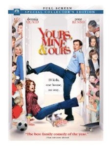 "Cover of ""Yours, Mine & Ours (Full Screen..."