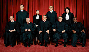 English: The United States Supreme Court, the ...