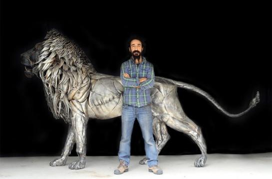 metal-lion-13