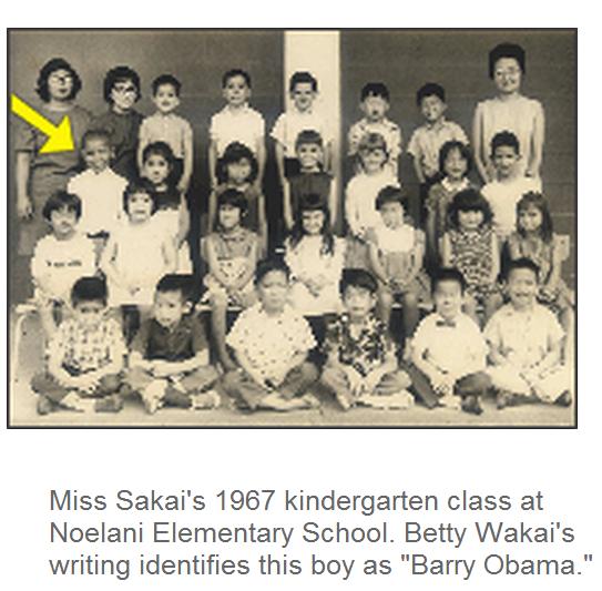 Noelani Elementary School claas picture of BO
