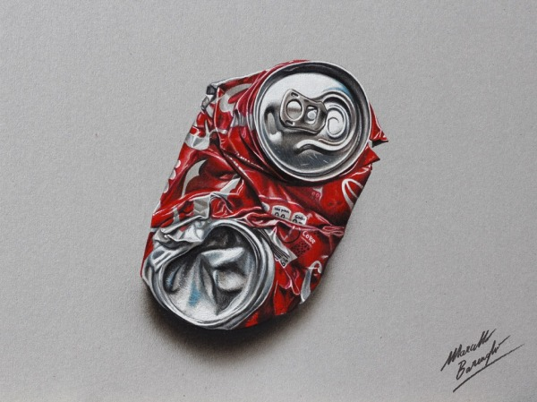 mbarenghi-crushed coke can